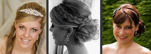 Wedding Hair by Genesis Hair Studio